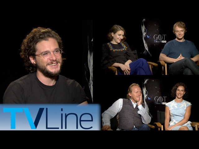 Game of Thrones Stars Hilarious Fan Encounters! | TVLine