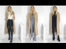 How I Wear: A Camel Coat | Fashion Influx