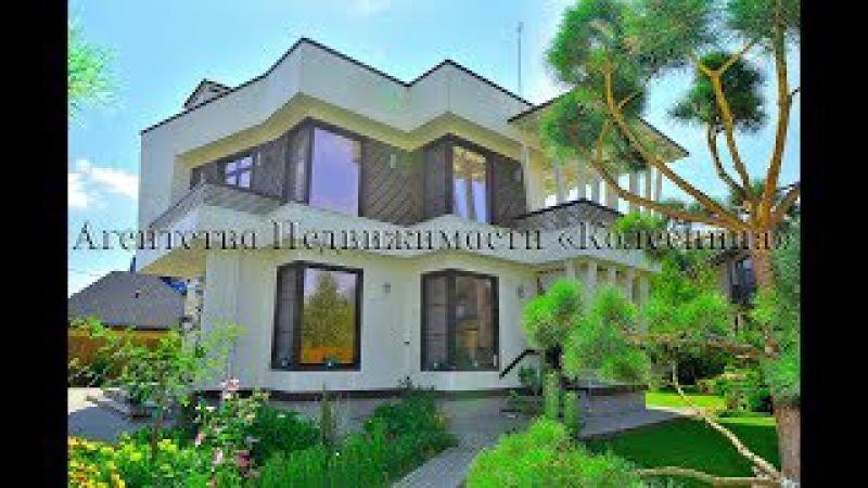 Истомино. Дом словно перенесенный с берегов Майами.