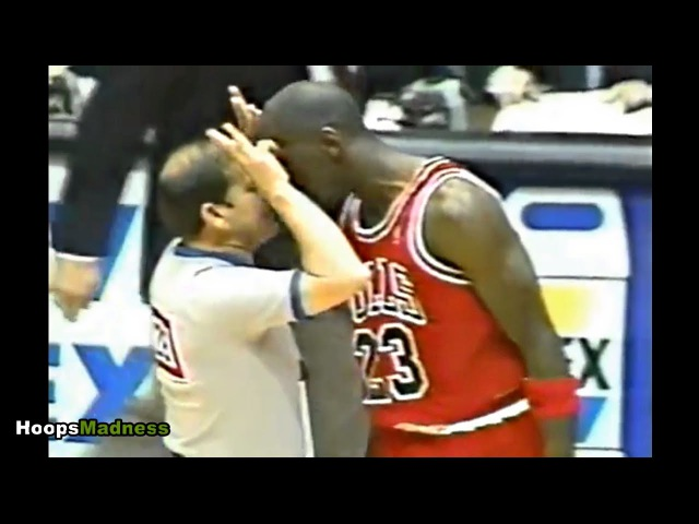 Michael Jordan Can't Save the Day Gets Angry vs Nets 1991