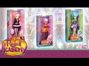 Regal Academy Let's discover Rose Astoria Joy and Vicky dolls