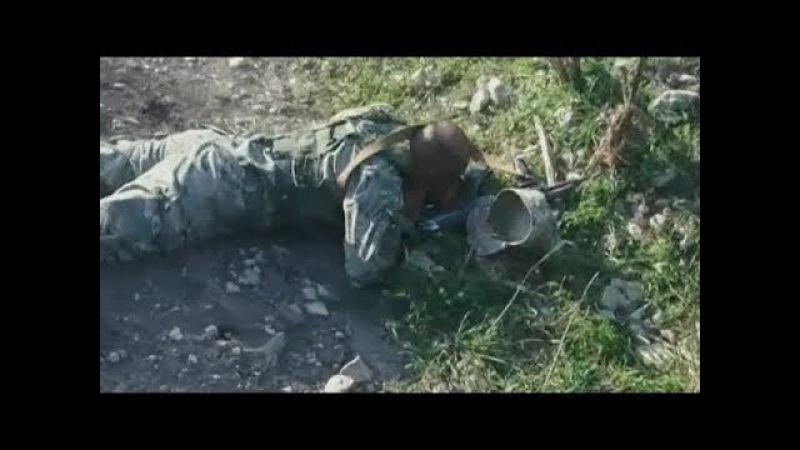 Cebhe Bolgesi Yeni cekilish - Azerbaycan esgerleri Sehid Zehranin qisasini alacaq