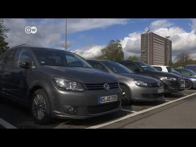 VW patrocinará el combinado alemán de fútbol
