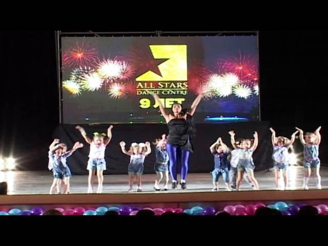 Барбарики Моем моём Kids Show by Алина Батекина All Stars Birthday Party 2015