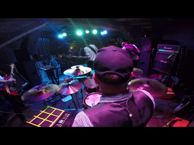 AeroTv!- Londonбург (live drumcam)
