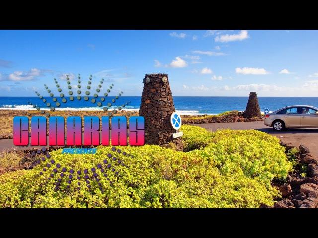 Lanzarote ☀ ① HD 1080p50