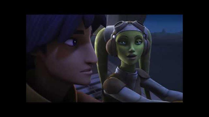 Звездные войны: Повстанцы — Новый трейлер анимационного сериала (2018)