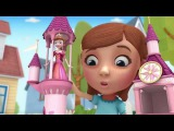 DOC MCSTUFFINS SIR KIRBY AND THE PLUCKY PRINCESS SERPENT SAM MAKES A SPLASH CLIP 1