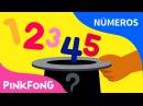 Contando del 1 al 5 | Números | PINKFONG Canciones Infantiles
