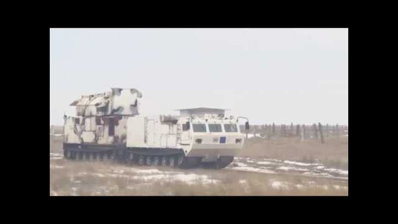 RAW Russia tests new Arctic air-defense system Tor-M2DT