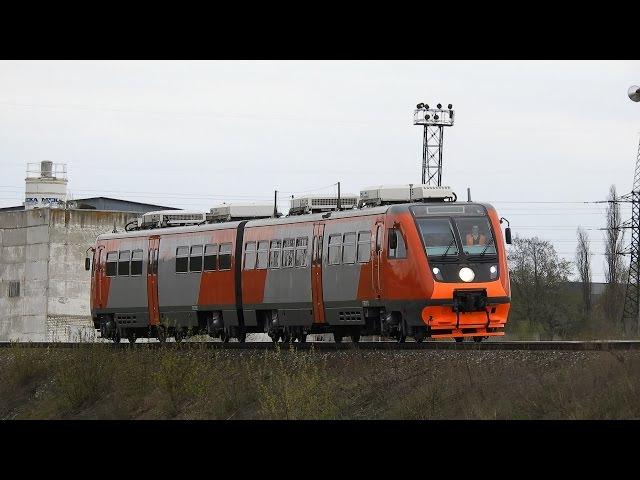 Рейковий автобус РА2-114, перегін Крейда - Бєлґород ПІВД.-СХІД. ЗАЛ.