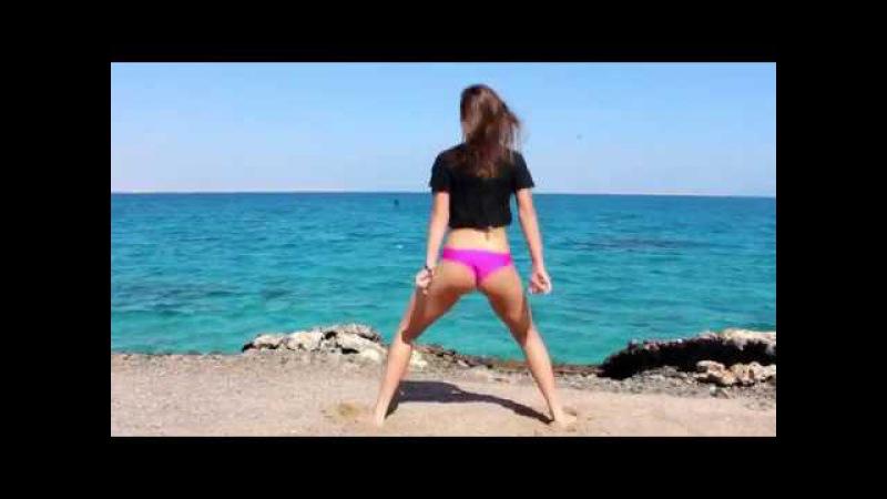 TWERK dance N-FASIS - pa arriba pa abajo lento Kristinita Zabrosa