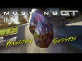 Muscle Car Freestyle  Ford Mustang GT