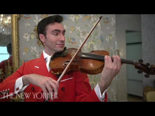 At Home with the Carpenter Family  Annals of Music  The New Yorker