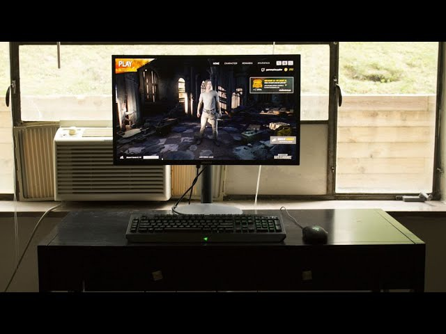Samsung CFG70 Series 27 inch Curved Gaming Monitor review