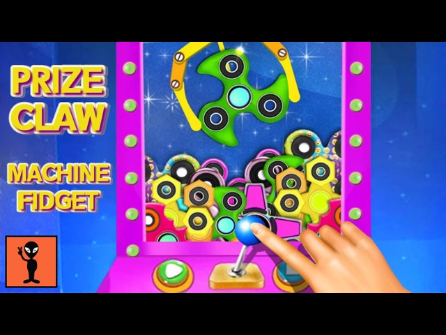 Prize Claw Machine Fidget Spinner Games For Kids To Play Android Gameplay Funny Videos Crazy Game смотреть онлайн без регистрации