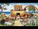 Arca de Noé Desenho Cristão