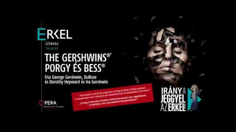 Gershwin: Porgy és Bess I Porgy and Bess