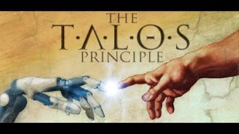 Talos Principle - Launch Trailer (RUS)