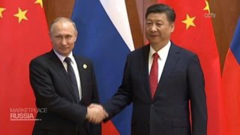 Russia vs. Saudi Arabia: Oil giants compete for China...