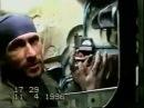 Чечня 1996 .танк уничтоженный. архивная запись