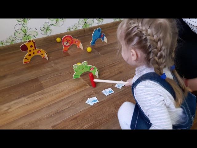 НЕГОВОРЯЩИЕ ДЕТИ: Формирование двусложных слов ЖАБА