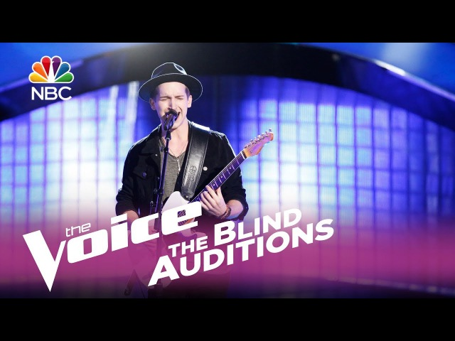 The Voice 2017 Blind Audition - Michael Kight: Sugar