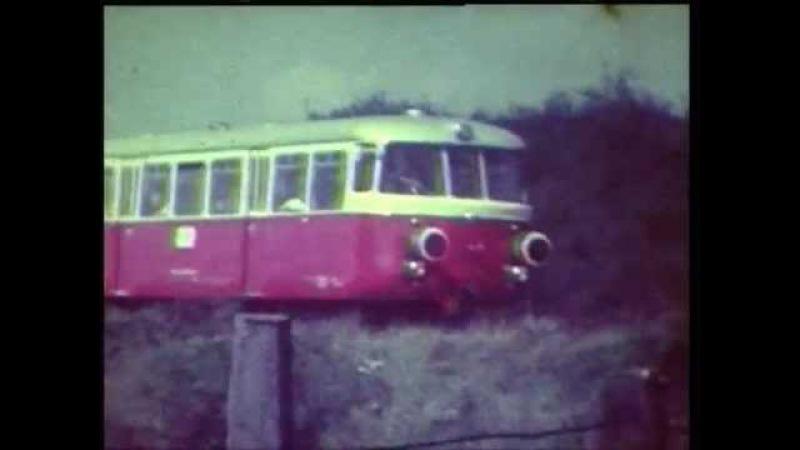 Aalen Neresheim Dillingen und Amstetten Laichingen Meterspur 1966