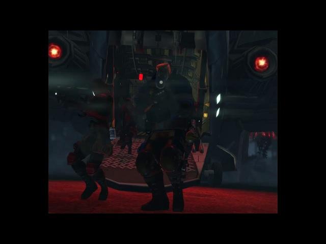 XCOM Enemy Within Long War. Серия 5: Дороги в Бразилии
