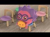 Малышарики - Новые серии - Автобус (69 серия) Обучающие мультики  для малышей 1,2,3,4 года