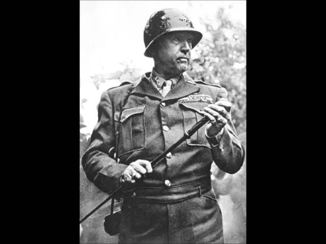 General Patton's VE Day speech to troops