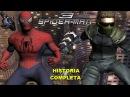 Spider-man 3 Juego Completo de la Película en Español PS2