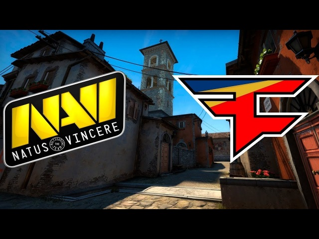 🔴 NaVi vs Faze @ 2 map de inferno 🏆 HIGHLIGHTS 🏆 StarSeries i League Season 4