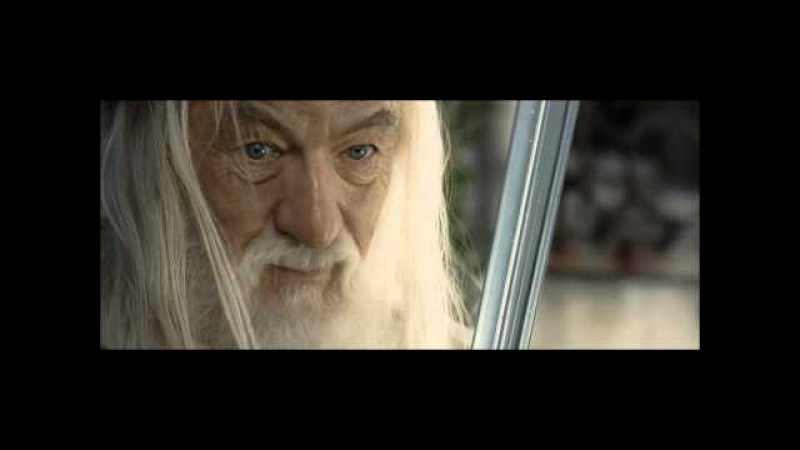 Gandalf's Speech to Pippin The Lord of the Rings The Return of the King