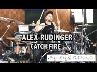 "Alex Rudinger - Periphery - ""Catch Fire"""