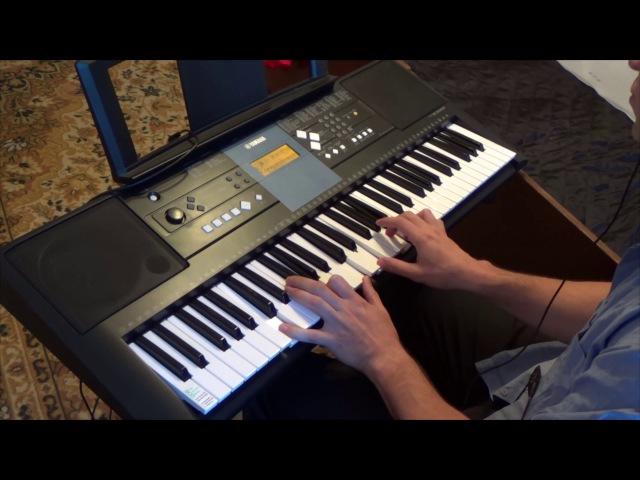 Nomy - My Nightmare piano cover