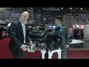 Koenigsegg изнутри турбина с изменяемой геометрией распечатанная на 3D принтере