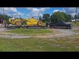 Мощь американских пикапов в действии #2  Best Pickup Truck Pulls Compilation #2
