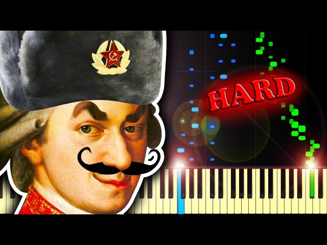 IF MOZART WAS RUSSIAN?? -