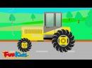Детский Трактор Мультфильм про Машинки Цветные Трактора.mp4