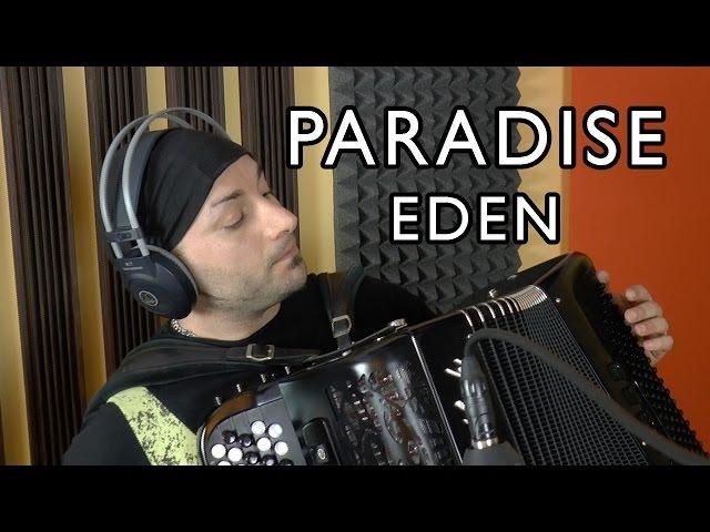 PARADISE - EDEN - cover fisarmonica - cumbia - MIMMO MIRABELLI