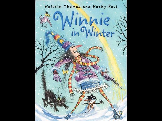 Winnie in winter аудиокнига на английском