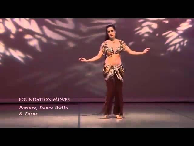Восточные танцы. Основные движения. Осанка. Шаги