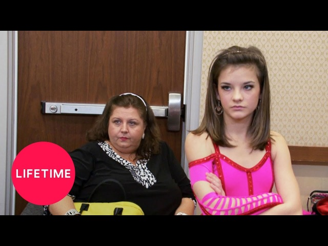 Dance Moms Brookes Costume Is Too Ugly (Season 1 Flashback) | Lifetime