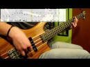 Jamiroquai - (Don't) Give Hate A Chance (Bass Cover) (Play Along Tabs In Video)