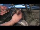 Ford Explorer: Removing Evaporator Core Blower Motor