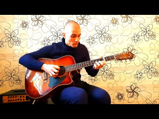 Britney Spears - Everytime - Guitar Cover - Alexander Chekmarev