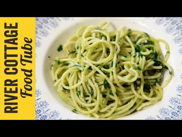 Wild Garlic Pesto Grace McCandless