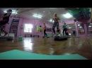 Степ интервальная тренировка на жиросжигание с Тарасовой Натали