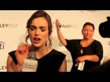 PaleyFest 2014 Elizabeth Henstridge Discusses 'Agents Of S.H.I E.L.D.' With FBC
